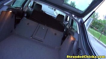 Real stranded euroteen fucked by driver Vorschaubild
