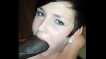 Amateur wife sucks fat bbc porn thumbnail