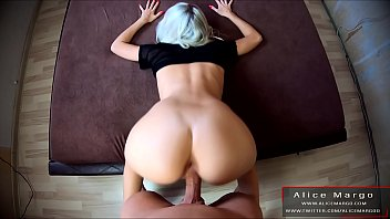 Amateur Big Butt and My Big Dick! POV Fucking in DoggyStyle! AliceMargo.com