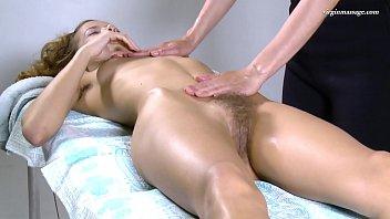 Lika Valasatik Super Hot Hairy Babe Massaged