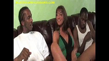 Mature men on young Mature blonde sucks two bbc