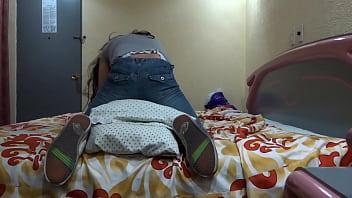 """Foxxxymx en Hotel Centro de Mexico posando en jeans sexy <span class=""""duration"""">6 min</span>"""