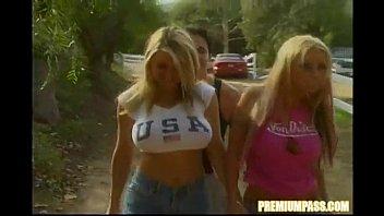 Brittney Skye & Vicky Vette - JKP Sex Camp