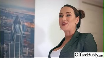 Hot Sex In Office With Big Round Boobs Girl (Mea Melone) video-19