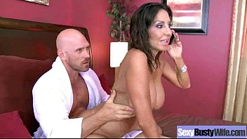 Mature Busty Wife (tara holiday) Like Intercorse On Camera clip-28