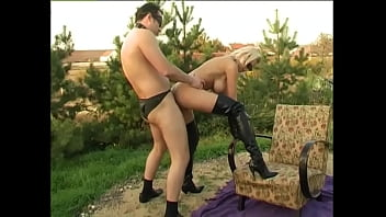 Fetish #9 – Oral and anal sex in leather