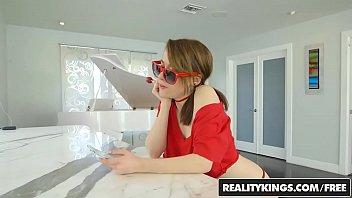 RealityKings - Teens Love Huge Cocks - Alice Merchesi Bambino - Lollipop Cock
