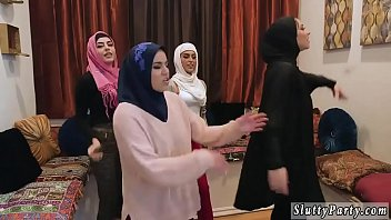 College Sex Toy Party Hot Arab Nymphs Try Foursome