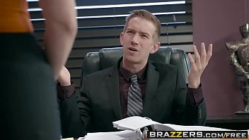 Brazzers - Big Tits porn Work -  Fucking New Girl Part 2 scene starring Lauren Phillips and Danny D