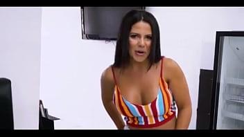 Venezolana Folla Con Otro En Barbería