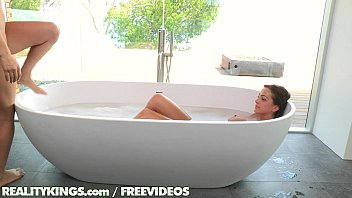 Reality Kings - Two hot lesbians in a tub thumbnail