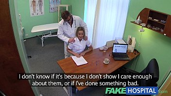 Adult nurse practitioner review course - Fakehospital hot nurse rims her way to a raise