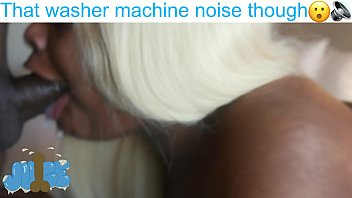Blow job machine Washer machine dick sucking noise