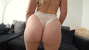 A young girl with a big ass loves when a dick enters her sweet pussy