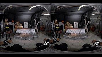 WankzVR - Superhero Battle