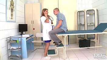 Is breast discharge a sign of pregnancy - Blonde bombshell katerina hartlova is a busty nurse that gets titty fucked