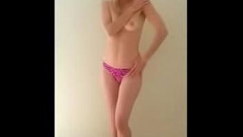 Milf stripping from godatemilfs...