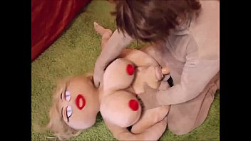 Sex Doll Fucked In All Three Holes 10分钟