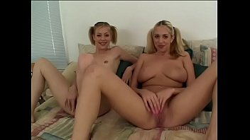 Leah luv bukkake Britney-madison-and-leah-luv-share-one-dick-hi