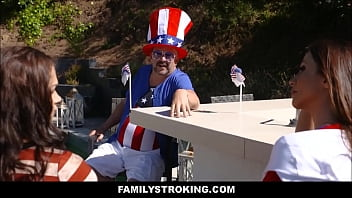 4th Of July Family Fucking BBQ
