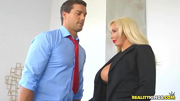 RealityKings - Big Tits Boss - Hyped And Horny