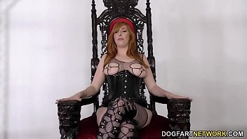 Black Cock Anal with Lauren Phillips - Cuckold Sessions 9 min