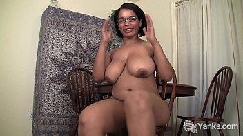 Horny Ebony From Yanks Natalia Johnson