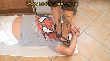 FIRST TIME for our new brutal model Miss Elisa http://clips4sale.com/store/424