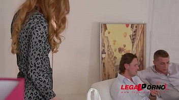 Jealous girlfriend Misha Cross gets that Tight Ass DP'ed by Business partners GP022 Vorschaubild