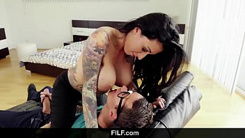 Naked women having sex pictures - Filf - lily lane catches stepson jerking off to his stepmom