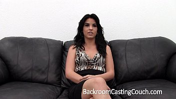 Hot Amateur First Anal on Casting Couch 12 min