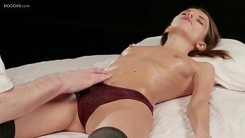 Teen Christy In Orgasmic Massage