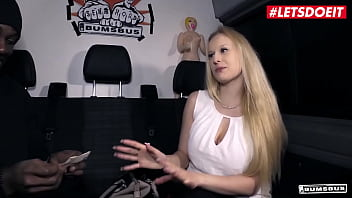 LETSDOEIT - #Angel Wicky #Kookie Ryan - Lucky Busty Czech MILF Takes BBC And Money On The Van Fuck