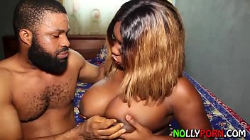 She Consoled Him With Sex After Being Robbed - Nollyporn