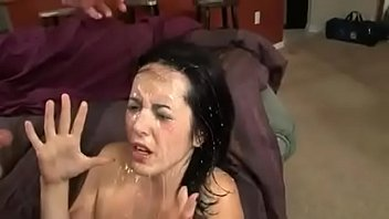 Whiny Bitch Gets Cum Soaked
