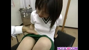 Sayuri gets fucked by horny doctor