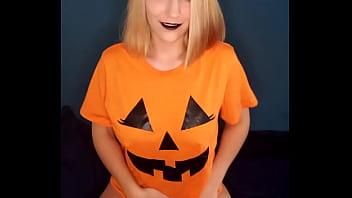 ANAL SLUT Halloween Theme