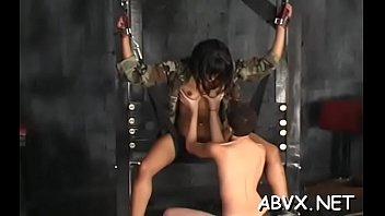 Woman endures enormous stimulation in wild dilettante fetish video thumbnail