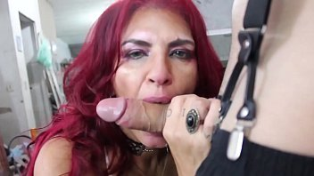 Streaming Video Car mechanic showing his big tool for 6 ft horny Milf - XLXX.video