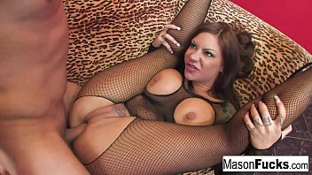 Busty Mason gets her pussy and ass pounded in this Puba Exclusive! 9 min