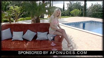 Danielle Maye Masturbating in the Sun by APDNUDES.COM 10 min