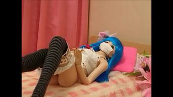1/6ドール。Videos where dolls perform sexual acts,人形に性的悪戯・dolls fuck