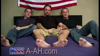 AAH - All American heros threesome