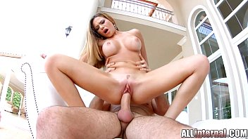 AllInternal Pussy creampie fun for stunning babe Subil Arch