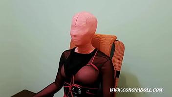 Face Mummification Bondage &amp_ Discipline [ 6 layers ]