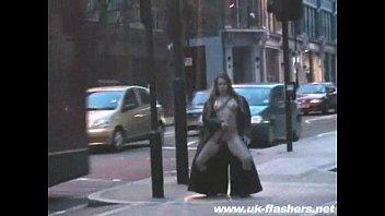 Teen nude stars - Fayes public street flashing