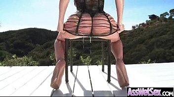 (chanel preston) Big Rounf Aas Girl Love And Enjoy Anal Sex clip-10