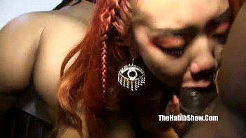 Asian Kimberly Chi  Newbie Daisy Red Threesome Bbc Freak