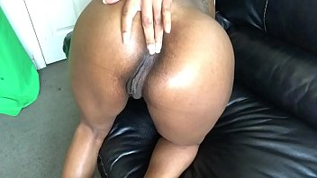 Ebony Couple Watches Dolomite and Gives Her The PoloMite ALL MOTHER FUKIN NIGHT!