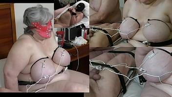 13-Nov-2017 Boobs Balls Electro Torture (Sklavinnen/Sklavin/Sklave/slave) Vorschaubild
